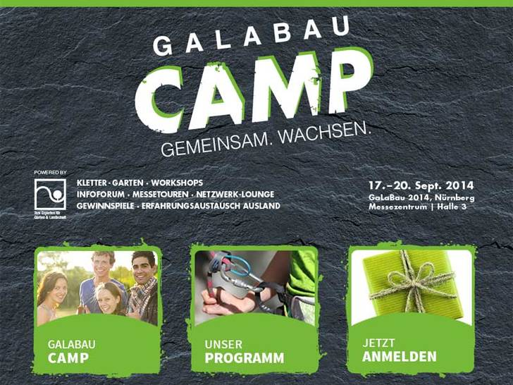 GaLaBau-Camp 2014