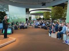 BGL-Messestand in Nürnberg zeigt die Trends im Garten- und Landschaftsbau