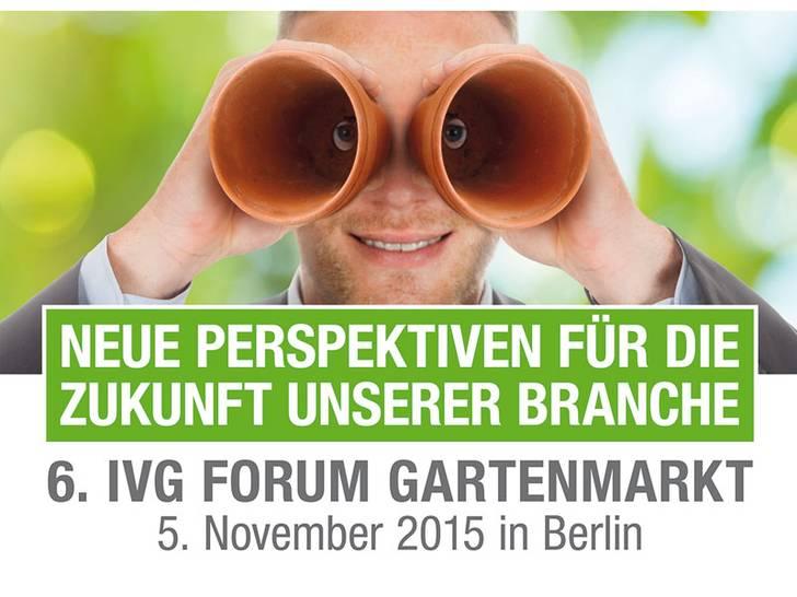 IVG Forum Gartenmarkt
