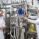 Bioreaktoranlage