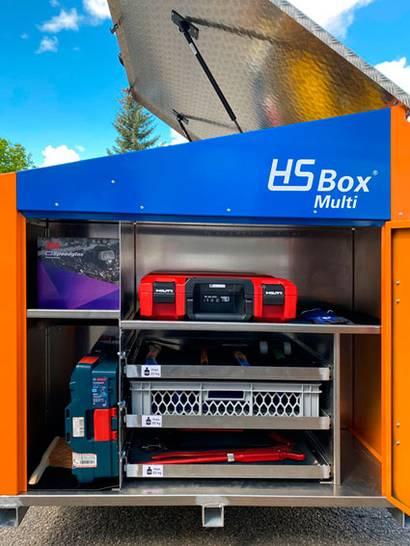HS-Schoch Multibox