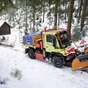 Unimog 400 Forstausrüstung