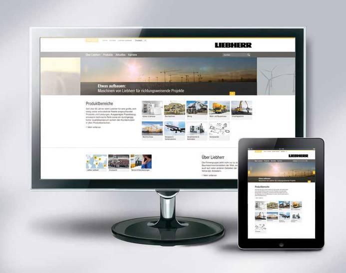 Liebherr-Relaunch
