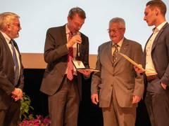 Landschaftsgärtner auf BUGA Heilbronn 2019 Vorabend-Empfang ausgezeichnet