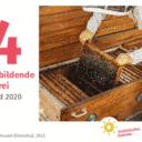 Zahl der Woche: 24 Menschen begannen im Jahr 2020 eine Ausbildung als Imkerin oder Imker