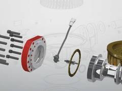 Die optimierten Schwenkrotatoren von Rototilt sind ab sofort verfügbar.