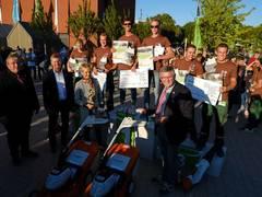 Finale: Landschaftsgärtner-Cup 2019 auf der BUGA in Heilbronn