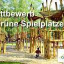Grüne Spielplätze