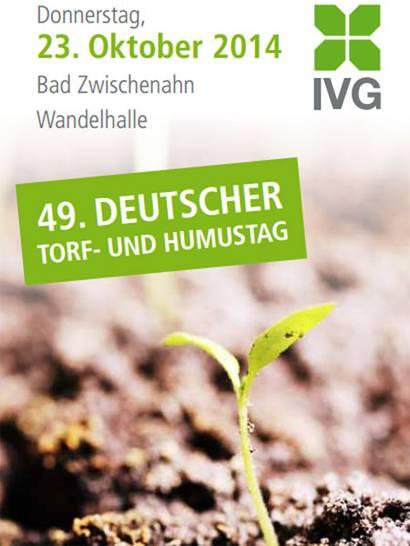Deutscher Torf- und Humustag 2014