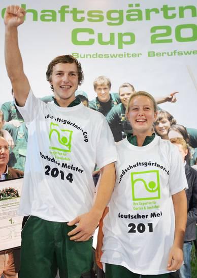 Landschaftsgärtner-Cup 2014