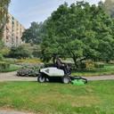 Emissionsfreie und geräuscharme Flächenpflege ist jetzt möglich