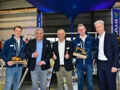 Hyundai-Händler Hyundai Baumaschinen Nord GmbH weiht neue Niederlassung in Castrop-Rauxel ein
