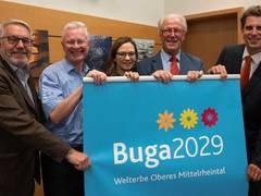 Große Mehrheit für die BUGA 2029 am Mittelrhein