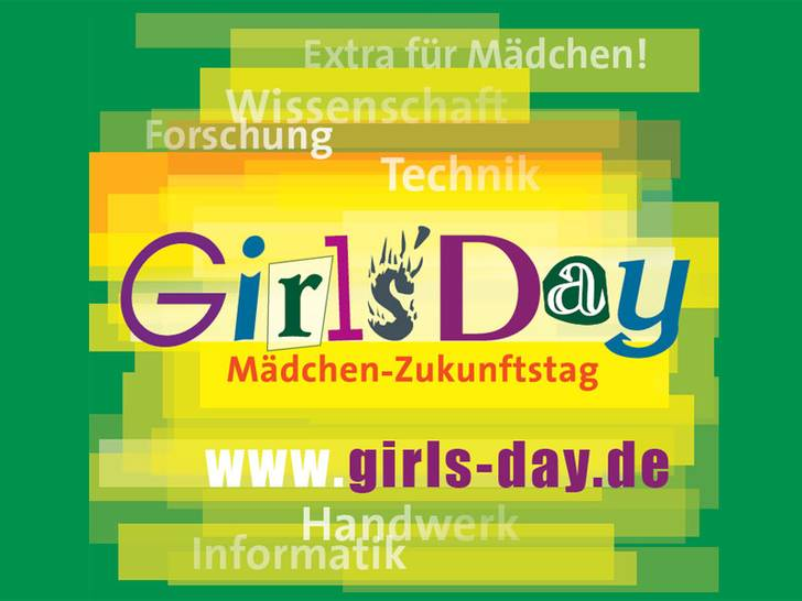 Girls'Day-Plakat