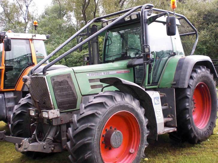 Gebrauchter Traktor