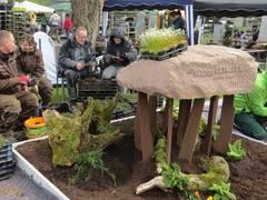 Leistungsschau der Friedhofsgärtner auf der BUGA in Heilbronn gestartet