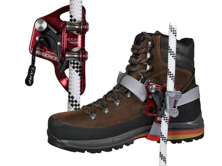 Fußsteigklemme Turbofoot