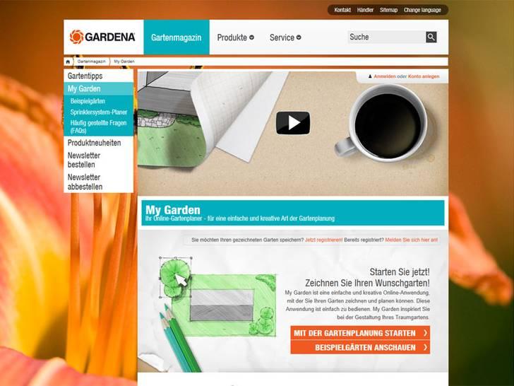 Gardena my garden der kreative online gartenplaner - Gartenplaner gardena ...