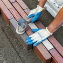 Pflasterklinker: Gebundene Verlegung für besondere Bauvorhaben
