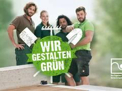 Wir gestalten Grün: Neue Filme für die Landschaftsgärtner-Nachwuchswerbung