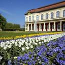 Schlossgarten Merseburg