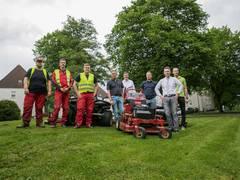 TKL Landschaftsbau setzt Toro-Mäher für Grünpflege-Großaufträge ein