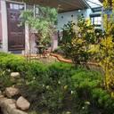 Vorgarten im Landhausstil