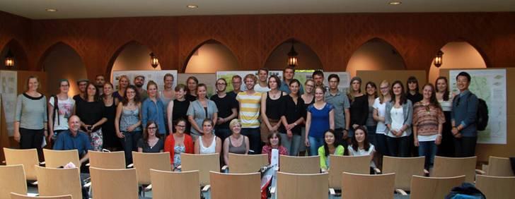 Teilnehmer der Summerschool