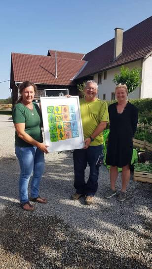 25 Jahre Form & Pflanze Sarah Müller-Koch und Enno Koch GbR in Leutkirch