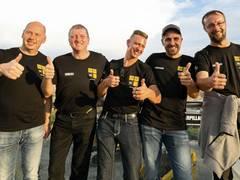 Europas fünf beste Fahrer kommen aus Deutschland