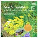 Grüne Gartenvielfalt – jeder Quadratmeter zählt