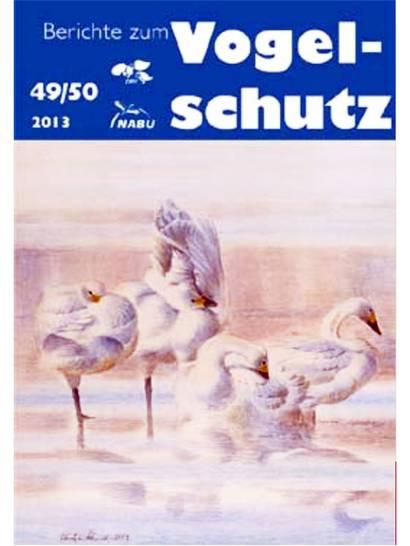 Berichte zum Vogelschutz aktuelle Ausgabe (Quelle: DRV)