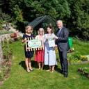 """18.000 """"Natur im Garten"""" Plaketten in NÖ überreicht"""