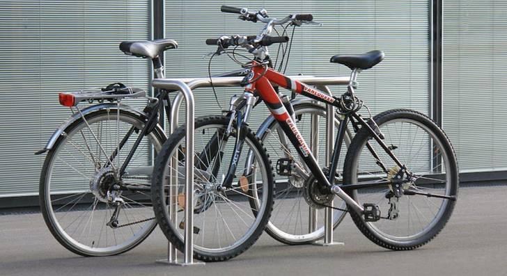 BURRI-Fahrradparksystem