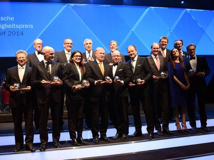 Sieger des Deutschen Nachhaltigkeitspreises