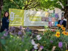 """Kaniber macht """"Lust auf Gemüse in der Stadt"""""""