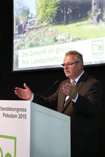 BGL-Präsident Forster