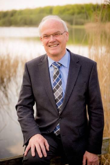 Jan de Vries, neuer Vorsitzender der Stiftung Fachmesse für die Baumschulwirtschaft
