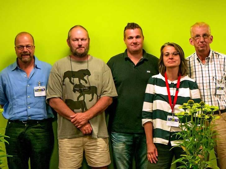 Stauden-Union Vorstand