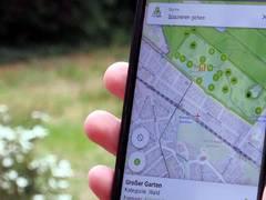 Stadtgrün neu entdecken – mFund-Projekt meinGrün abgeschlossen