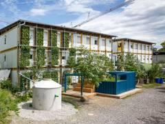 Die nachhaltige Stadt von morgen: Grauwasser für mehr Grün
