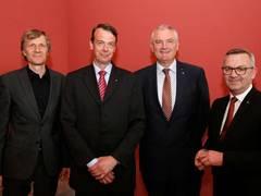 Gemeinsame Veranstaltung der vier grünen Branchenverbände in Berlin