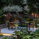 Der Abendgarten: Stimmungsvoll in Szene gesetzt