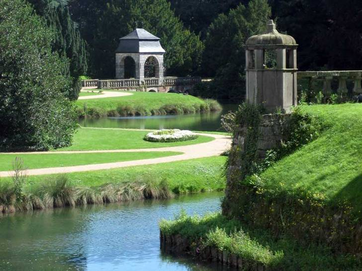 Englischer Landschaftsgarten