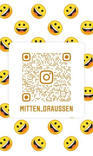 """""""mitten_draussen"""": BZL jetzt auch auf Instagram"""