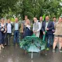 """Jugendliche entdecken den Garten- und Landschaftsbau am """"Tag der grünen Berufe"""" auf der BUGA 2021"""