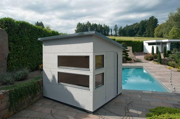 Gartenhaus Bonn gartana architekten gartenhaus für hohe individuelle ansprüche
