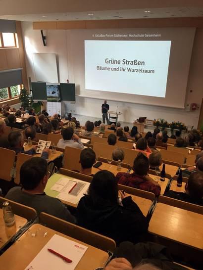 6. GaLaBau-Forum Südhessen - Erfolgreiche Fachtagung der grünen Branche