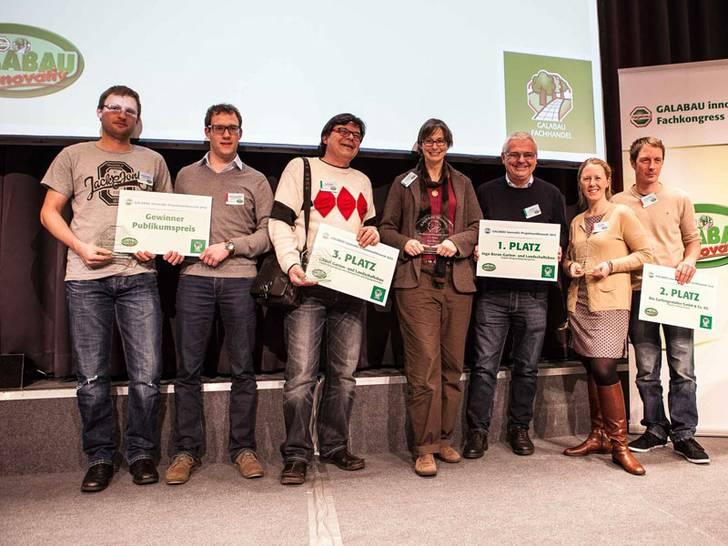 innovativ Projektwettbewerb