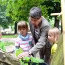 Kinder-Garten im Kindergarten